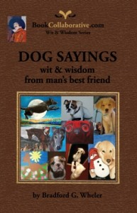 Dog Sayings Cover